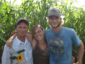 Chuck, Brittany, & Dalton