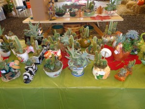 Arts Crafts for sale  local artist cactus gardens