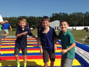 Jump pad Family Fun Local Fall Festival kids activities