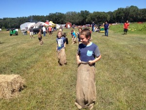 sack races outdoor fun for kids and families maze dayz bunnell fl